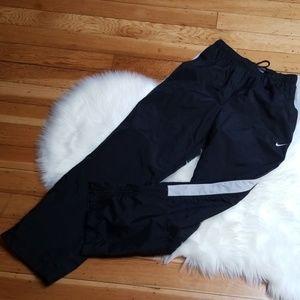 Nike mesh lined track pants